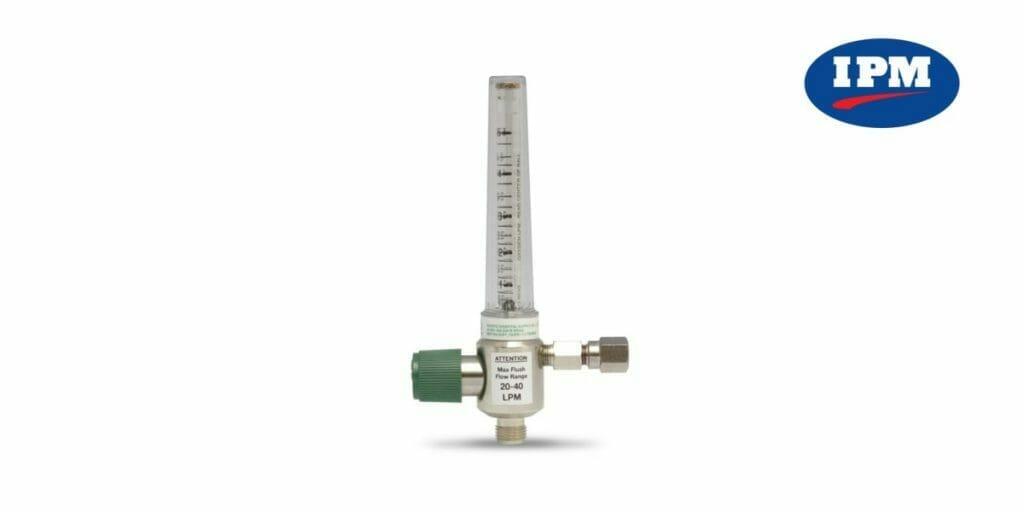 cara kerja flowmeter oksigen