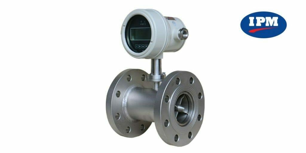 fungsi gas flow meter