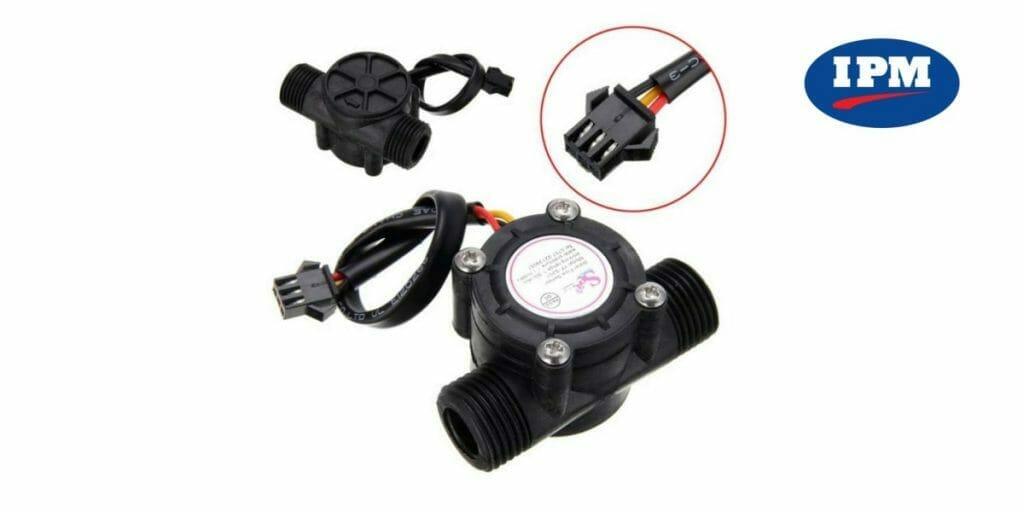 jenis jenis flow meter sensor
